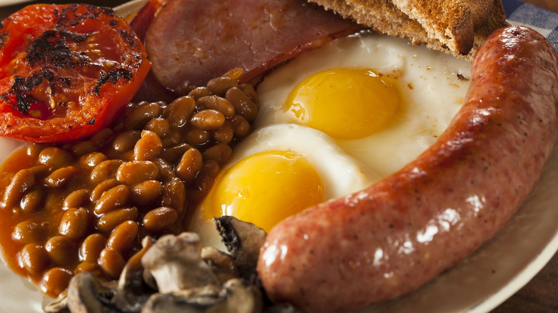 English Breakfast. (iStock)