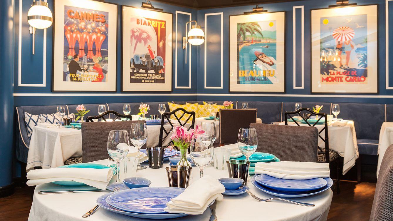Foto: Beker 6, un bistró con aire parisino y buena cocina mediterránea de inspiración oriental