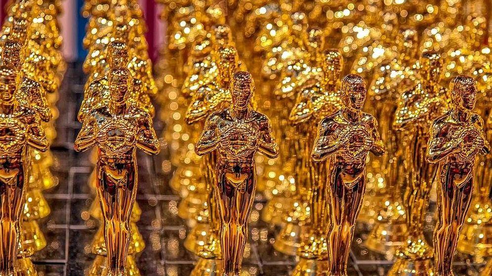 Foto: Estauillas de los Premios Oscar