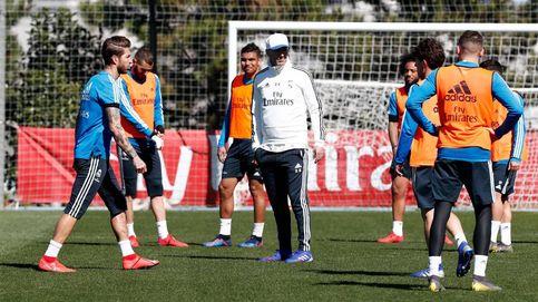 Real Madrid | Las imágenes del primer entrenamiento de Zidane