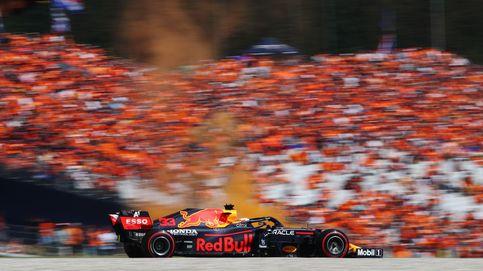 Un imperial Verstappen se lleva la pole: enfado mayúsculo de Alonso con Vettel