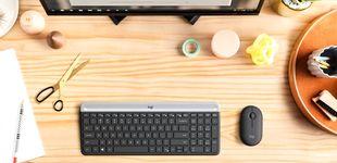 Post de Logitech presenta el 'MK470 Slim Combo', la nueva experiencia digital