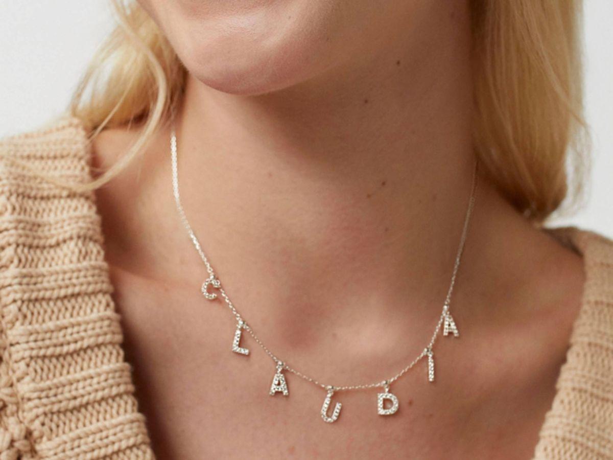 Foto: Los collares personalizados de Parfois. (Cortesía)