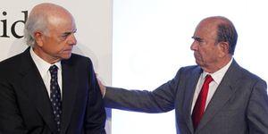 Foto: Santander y BBVA necesitan pedir más dinero tras incrementar su balance en 42.000 millones
