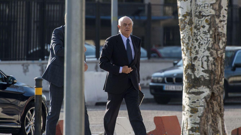 BBVA: Torres mantiene a FG sus privilegios pese a su dimisión como presidente de honor