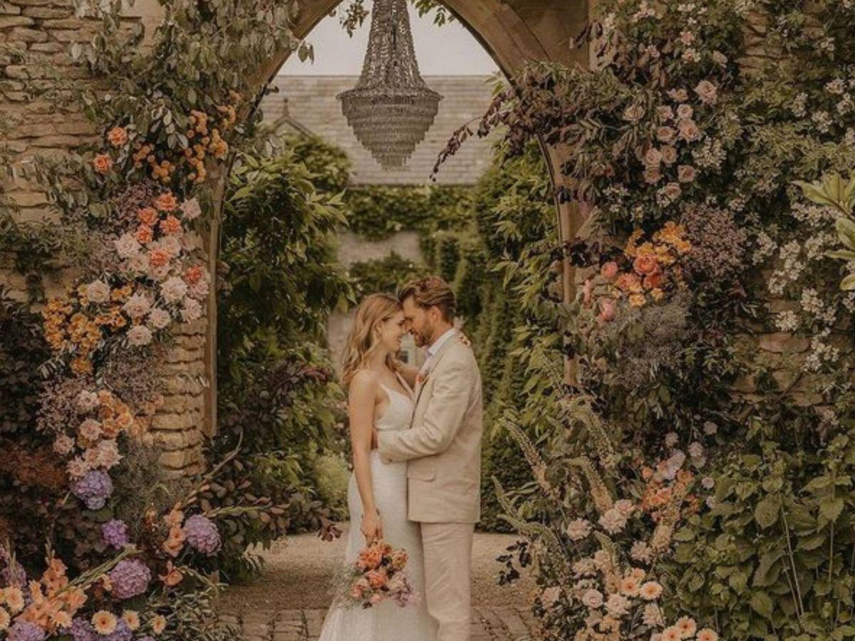 Foto: Las decoraciones de boda más bonitas del otoño. (Instagram @rockmywedding)
