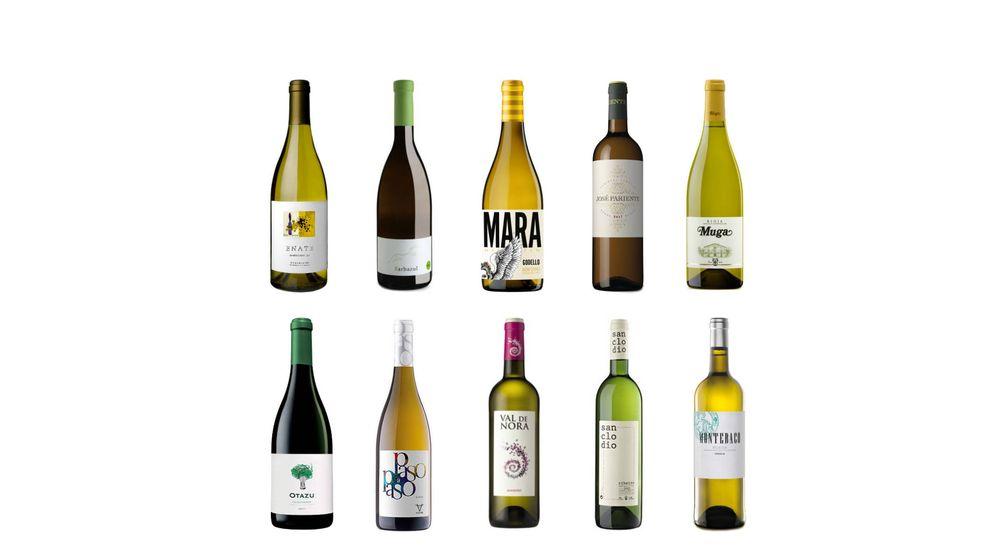 Vinos: 10 vinos blancos por menos de 10 euros para triunfar dentro y fuera de casa. Noticias de Gastronomía y cocina