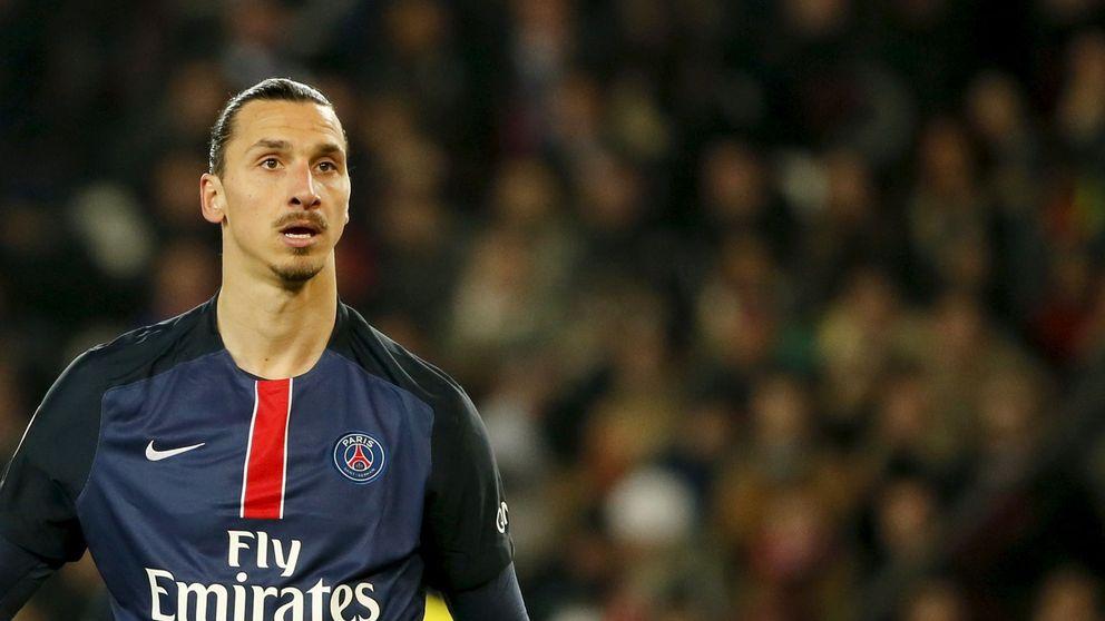 Ibrahimovic, la ficha que puede influir en el futuro de Neymar y Cristiano