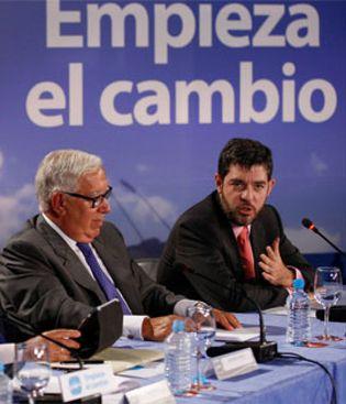 Foto: Rajoy nombra a Alberto Nadal, hermano de su 'cerebro económico', número dos de Energía