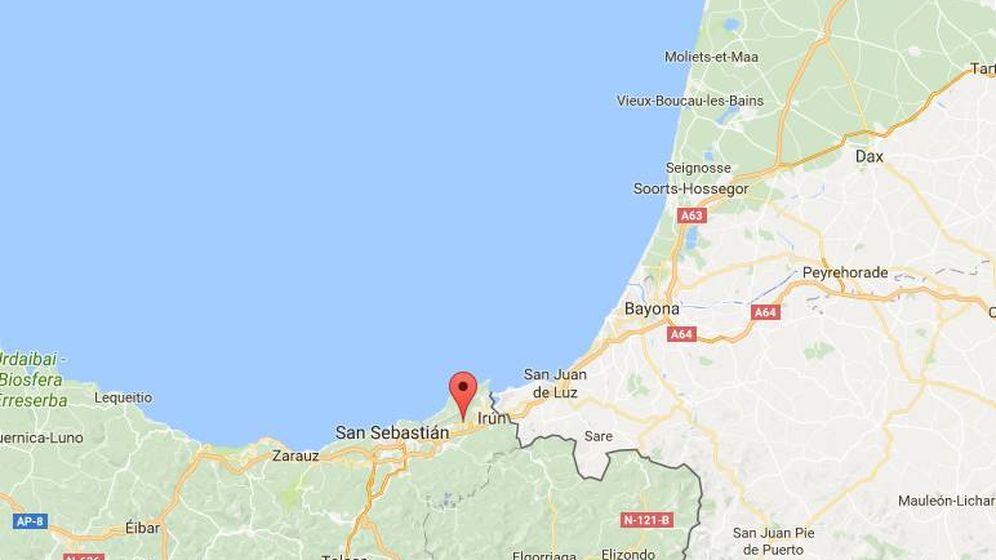 Foto: Lugar en el que ha sido hallada la mujer (Google Maps)