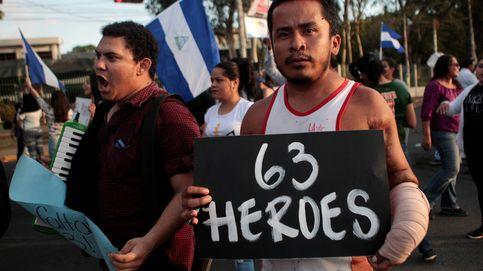 El 'mes de la ira' en Nicaragua