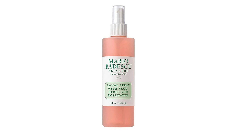 Bruma hidratante de rosas de Mario Badescu.