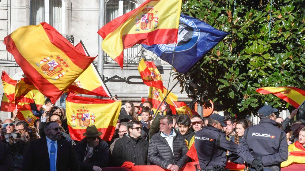 Foto: Granada celebra el 527 aniversario de la Toma. (EFE)
