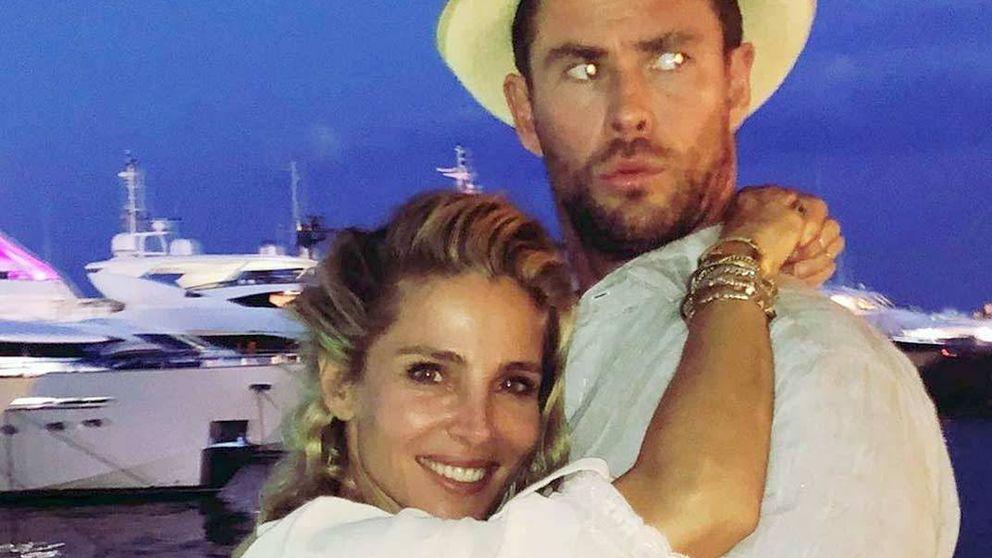 Ponemos nombre a los compañeros de fiesta de Elsa Pataky y Chris Hemsworth en Ibiza