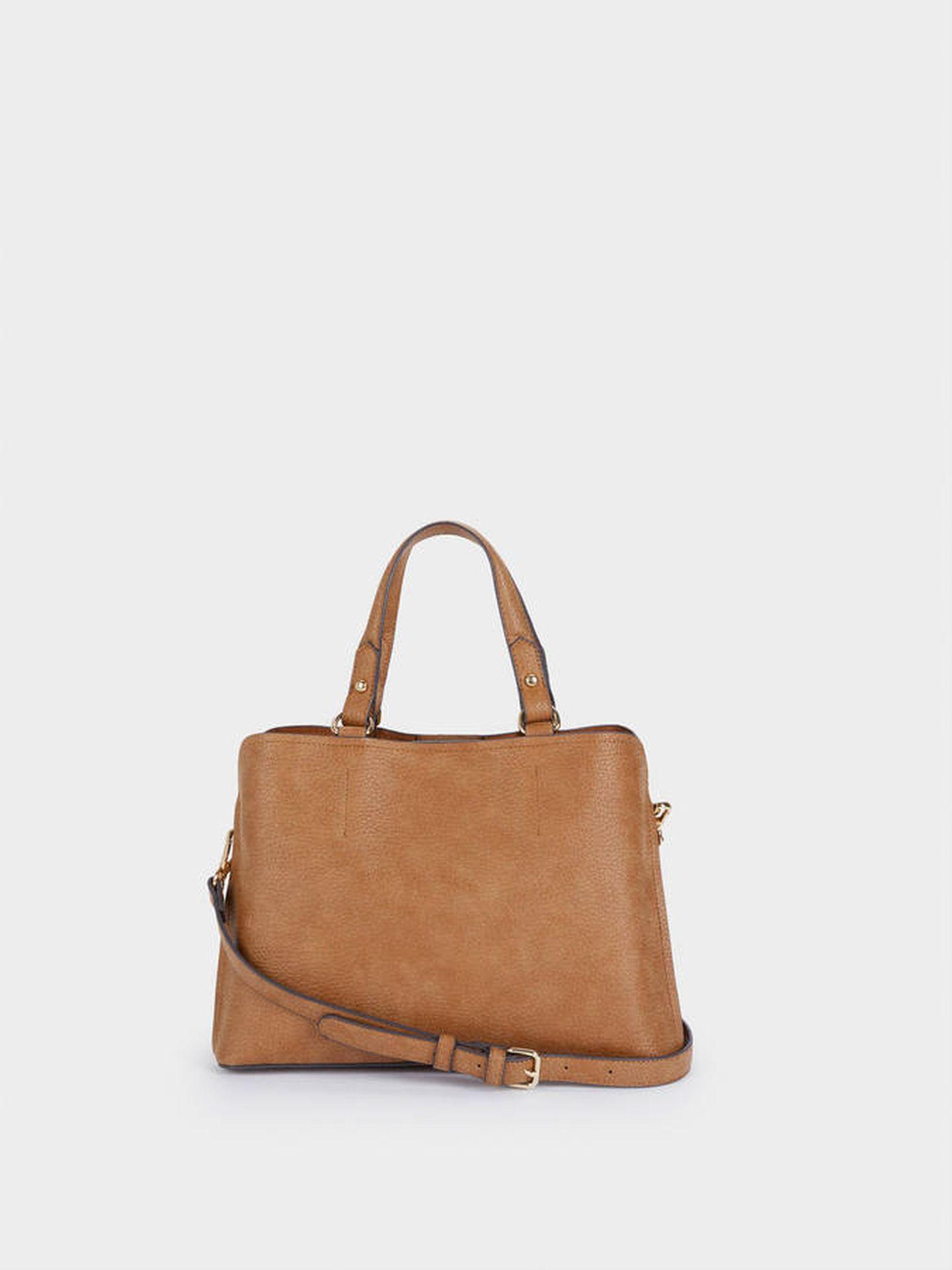 El nuevo bolso tote de Parfois. (Cortesía)