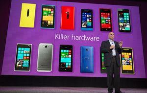 Microsoft eliminará Nokia como marca de sus móviles