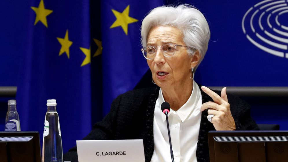 Foto: European Central Bank President Christine Lagarde (Reuters)
