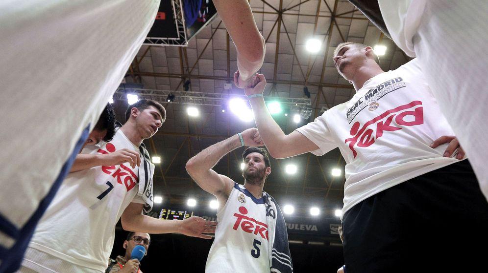 Foto: Final: valencia basket - real madrid