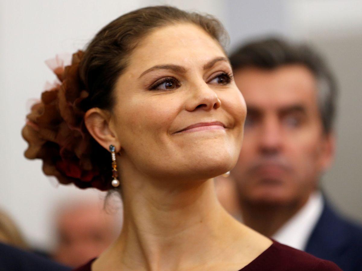 Foto: Victoria de Suecia, en una imagen de archivo. (Reuters)