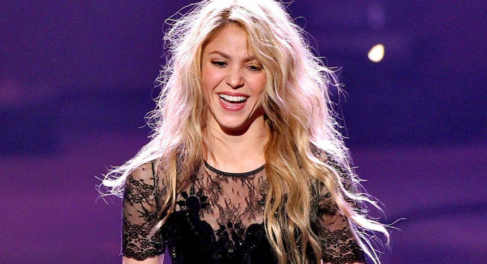 Foto:  Shakira, en una imagen durante su gira. (Getty)