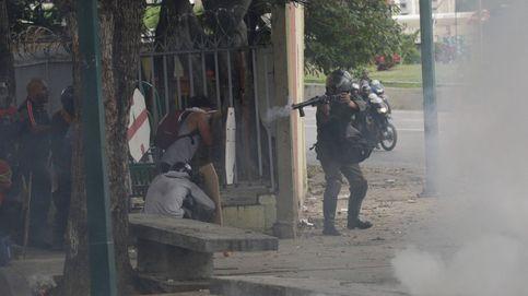 El día de más represión (y ruido informativo) en Venezuela