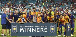 Post de A Messi no le importa el dónde o el por qué, si juega contra el Madrid él brilla