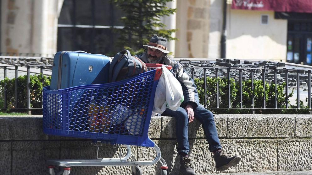 El Gobierno facilitará alojamiento y atención a las personas sin hogar durante la epidemia