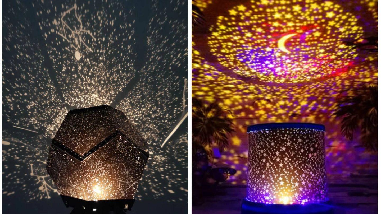 Lámparas de Shein Home. (Cortesía)
