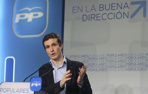 PP: Es un orgullo que Merkel diga que España es el ejemplo