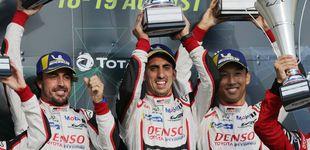 Post de Las 6 Horas de Silverstone: el Toyota de Alonso firma su tercera victoria consecutiva