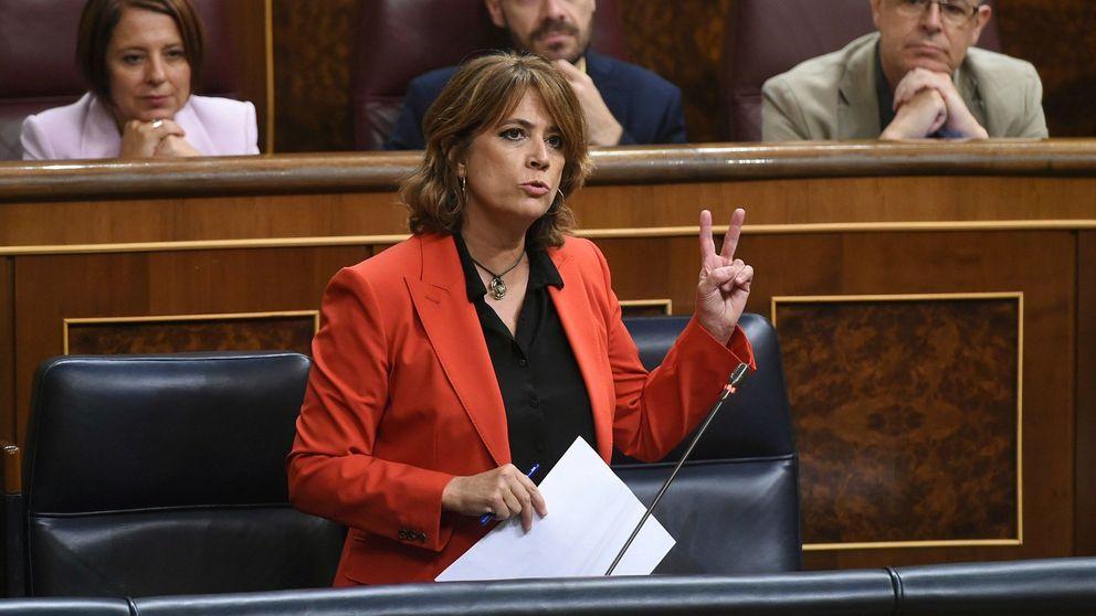 Delgado irá al Congreso el 10 de octubre para explicar su relación con el comisario Villarejo