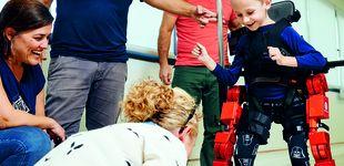 Post de Exoesqueletos para que los niños sin movilidad caminen por primera vez