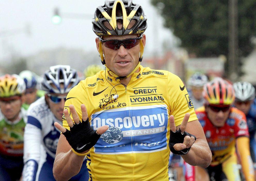 Foto: Lance Armstrong (EFE)