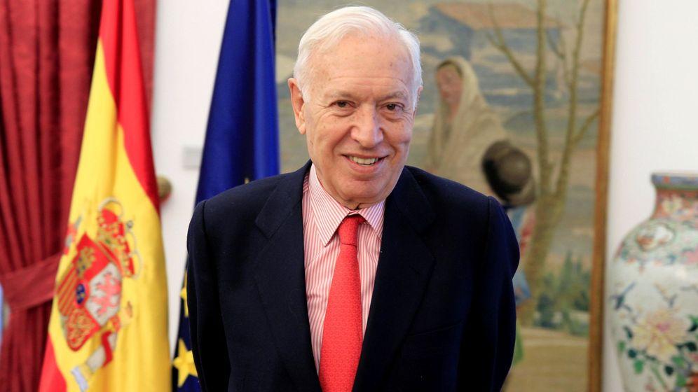 Foto:  El exministro de Asuntos Exteriores José Manuel García-Margallo. (efe)