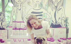 Fiona Ferrer pone de moda las 'wacu hierbas'