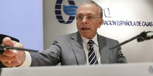 "Isidro Fainé, pesimista: ""No empezaremos a crear empleo hasta finales de 2012"""