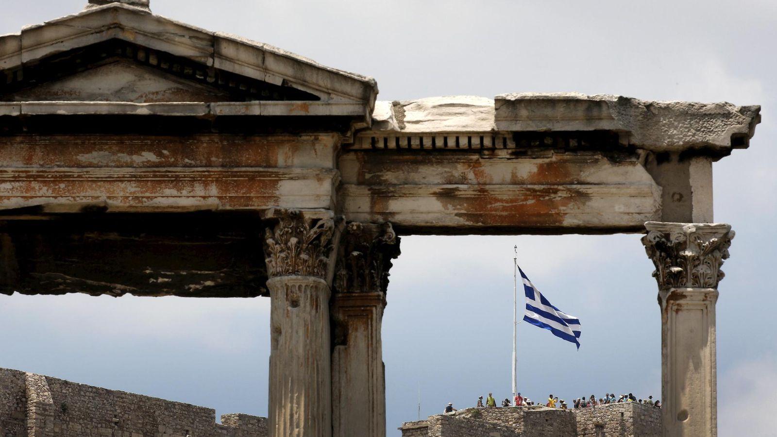 Foto: Acrópolis de Atenas. (Reuters)