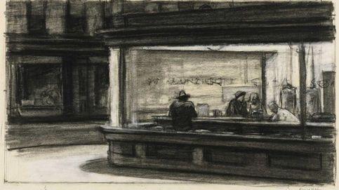 Los bocetos de Edward Hopper