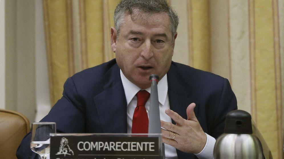 Foto: El presidente del Consejo de Administración y de la Corporación de RTVE, José Antonio Sánchez en una imagen de archivo. (EFE)