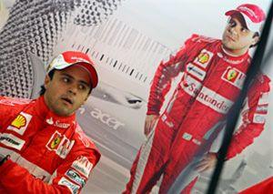 """Felipe Massa: """"Nuestro monoplaza en Bélgica no era competitivo"""""""
