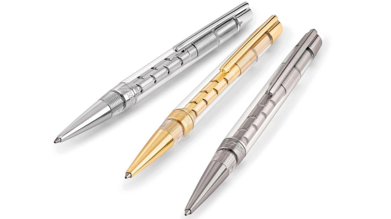 Nuevos bolígrafos de Dupont: pura precisión y ligereza