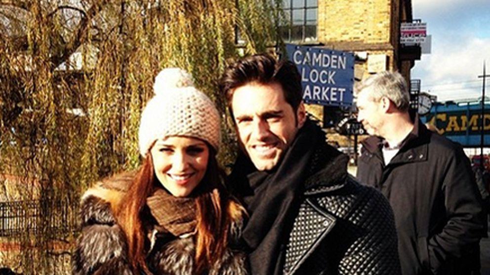 El fin de semana londinense de David y Paula
