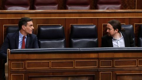 Sánchez justifica las críticas de Iglesias a la Justicia por hacerlo como líder de Podemos