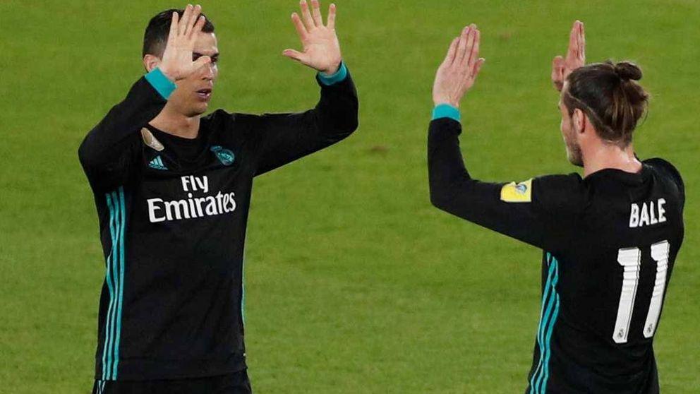 La tarde de La 1 se dispara con el partido Al Jazira-Real Madrid (24,9%)