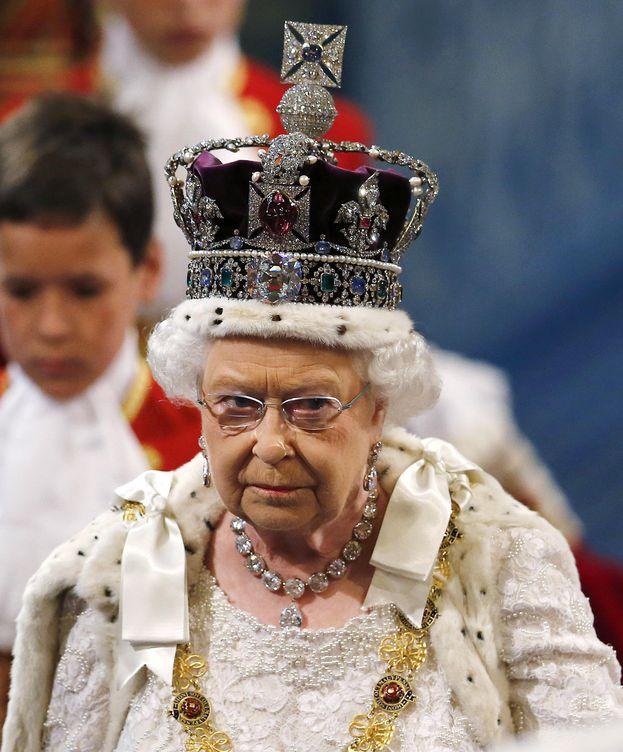 Foto: La reina Isabel II en una imagen de archivo (Gtres)