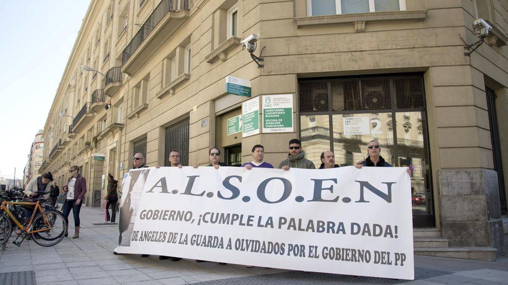 Los escoltas amenazan con burlar la seguridad de Rajoy y reventar mítines