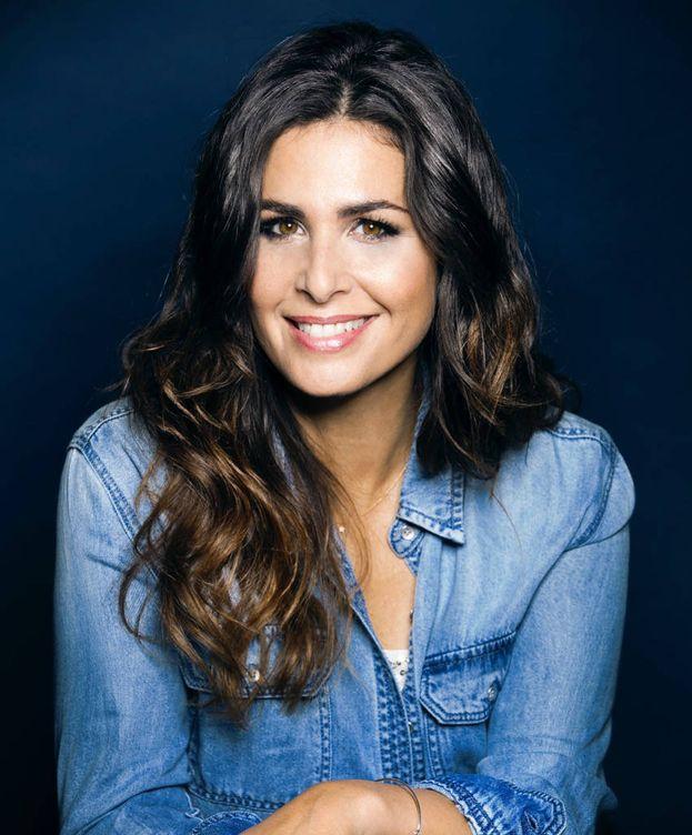 Foto: Nuria Roca, presentadora de televisión. (Valero Rioja)
