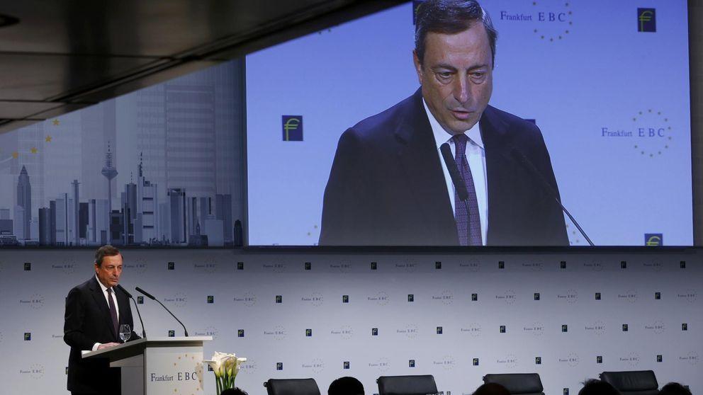El BCE decepciona y pone patas arriba la bolsa, el bono y el euro