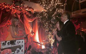 Ana Rosa Quintana le organiza una espectacular fiesta de cumpleaños a su marido