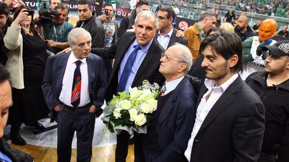 Giannakopoulos, el millonario que acusa a la Euroliga de beneficiar al Real Madrid